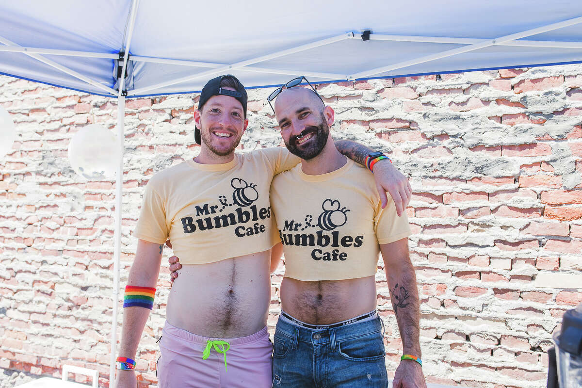Were you Seen at the Pride Center's 2021 Block Party on June 13, 2021, in Albany N.Y.?
