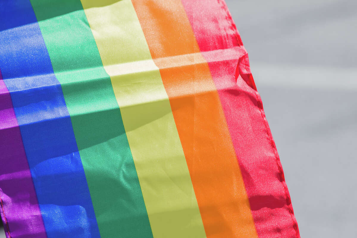 Rabbi Deb Gordoncelebrates her freedom to be an out lesbian as well as respected religious leader who is proud to be part of an accepting and supportive Jewish community here.