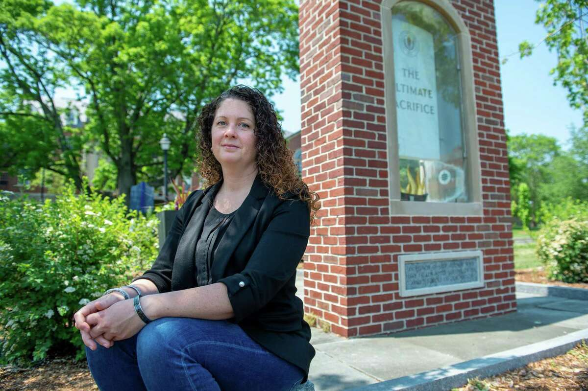 As a combat troop leader, Alyssa Kelleher witnessed carnage and severe poverty among the Afghan people. She's now a mom and director of the University of Connecticut Office of Veterans Affairs and Military Programs.