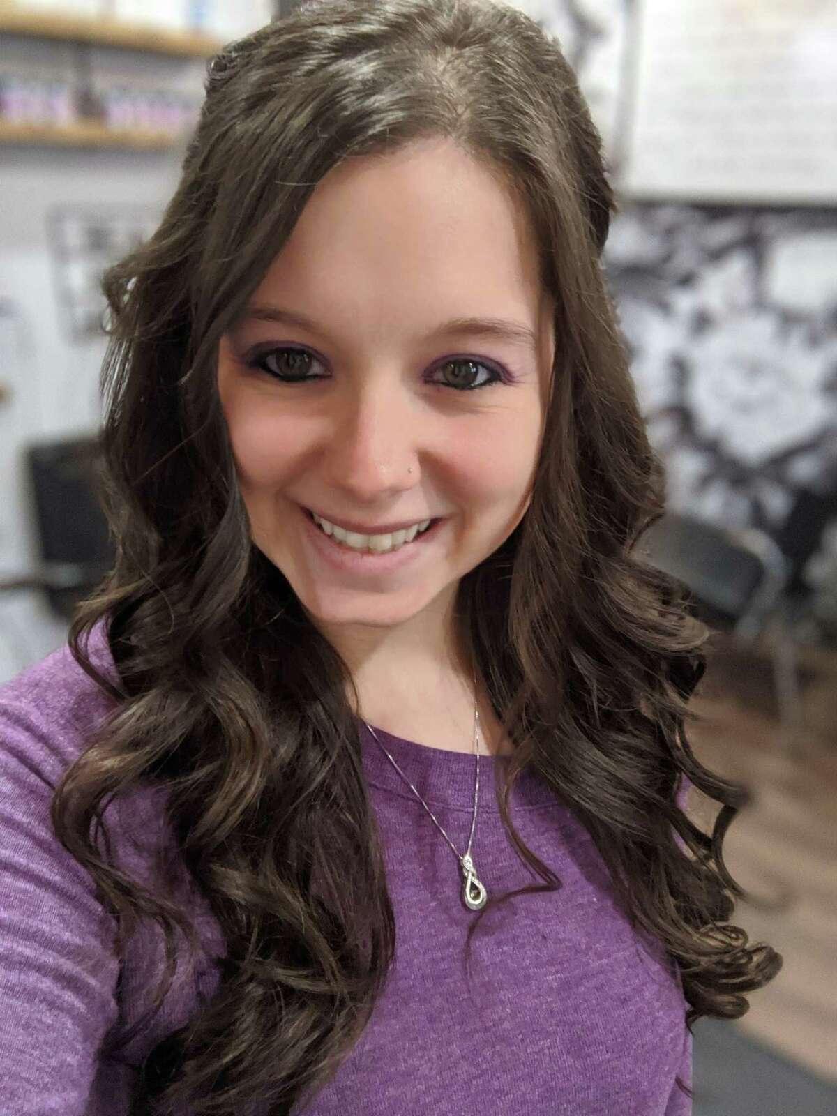 Gilbert School business educator Samantha Zaprzalka.