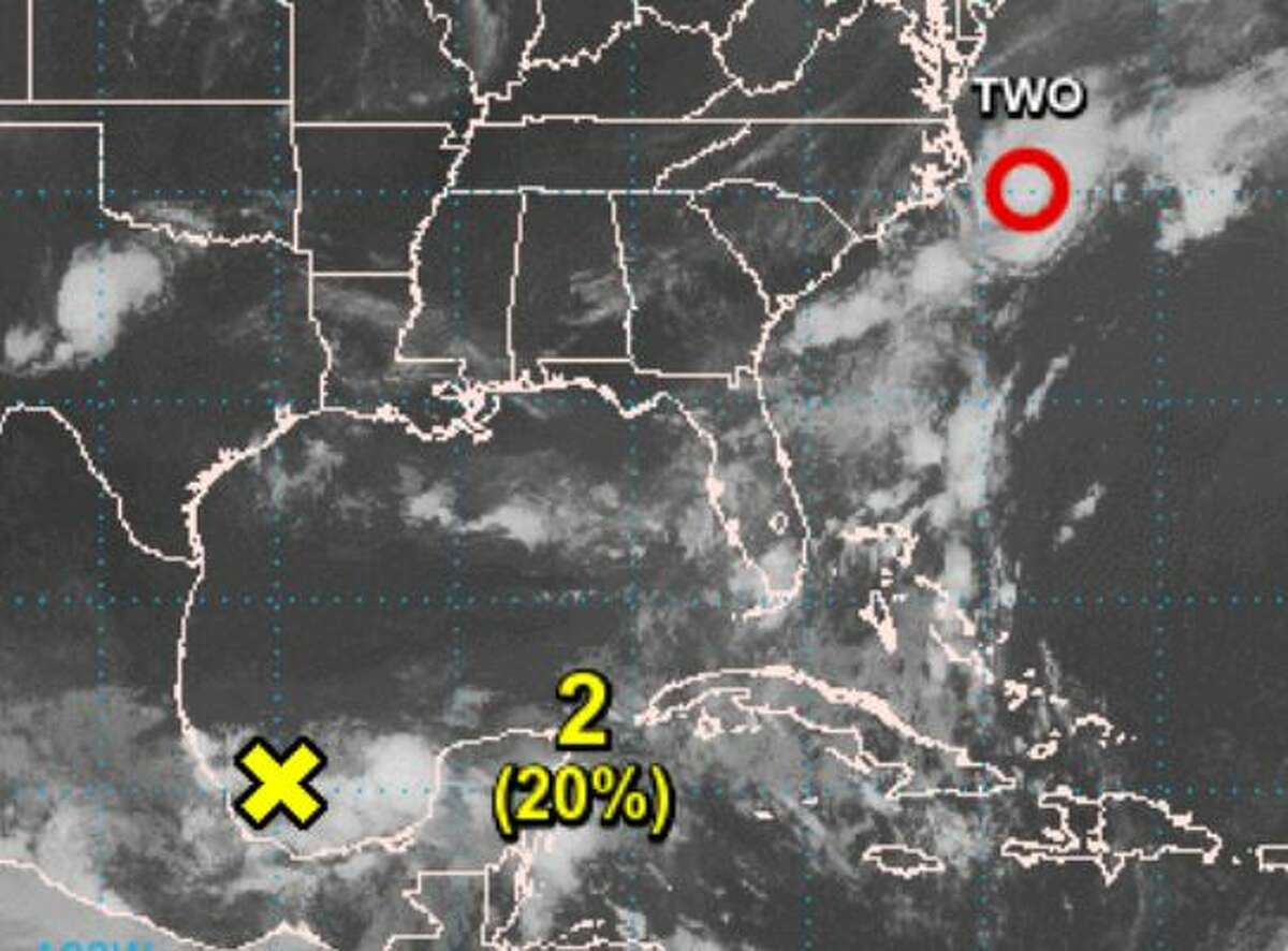 A tropical depression has formed in the Atlantic and is expected to strengthen to a tropical storm tonight, according to the National Weather Service.