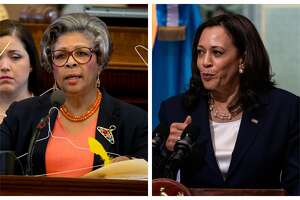 Ten Texas Democrats will meet with VP Harris on Wednesday.