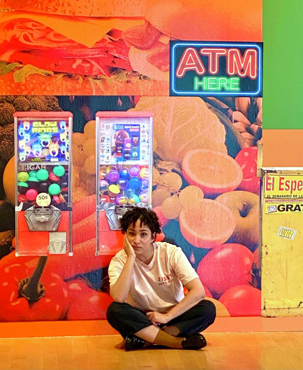 """Lucia Hierro's debut solo show """"Marginal Costs"""" will be on display at the Aldrich Contemporary Art Museum from June 7 to January, 2, 2022."""