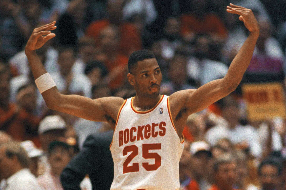 The Rockets didn't win in theirfirst foray into the NBA's draft lottery but did land a key contributor on their championship teams in forward Robert Horry.