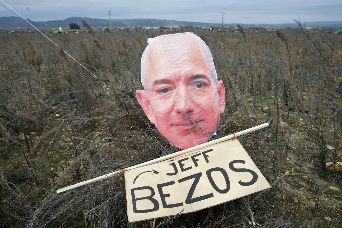 Jeff Bezos is heading to space aboard Blue Origins' New Shepard rocket. But why the rush?