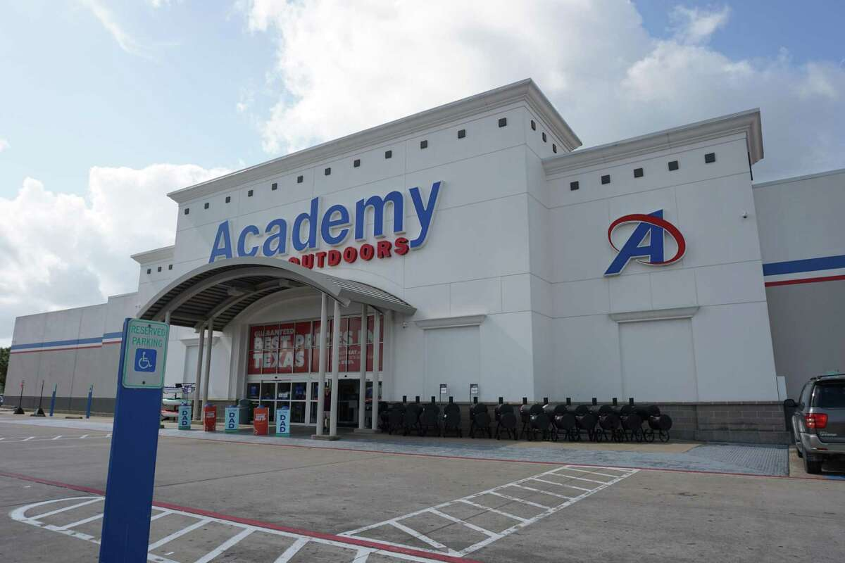 The Academy Sports + Outdoors located at 23155 Katy Freeway in Katy is stocked with camping items that work well for hurricane preparedness.