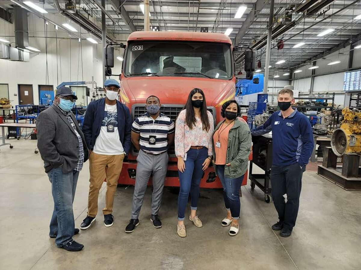 Fort Bend County's Expose Excellence Youth Program is working with Fort Bend Regional Council to offer a free summer camp for youth 10 to 17 years old. The camps start the week of Wednesday, June 30, depending on age group. Here, an EEYP group visits Texas State Technical College on Thursday, April 1.