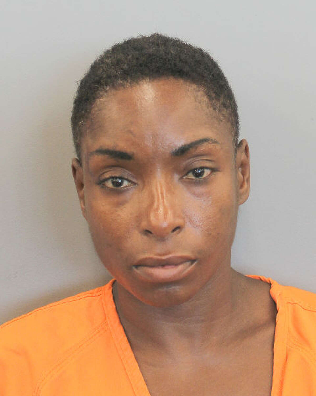 Letoia Monique Steward, 39, was charged with murder in the Monday morning stabbing death of her boyfriend at a west Houston hotel, according to police.