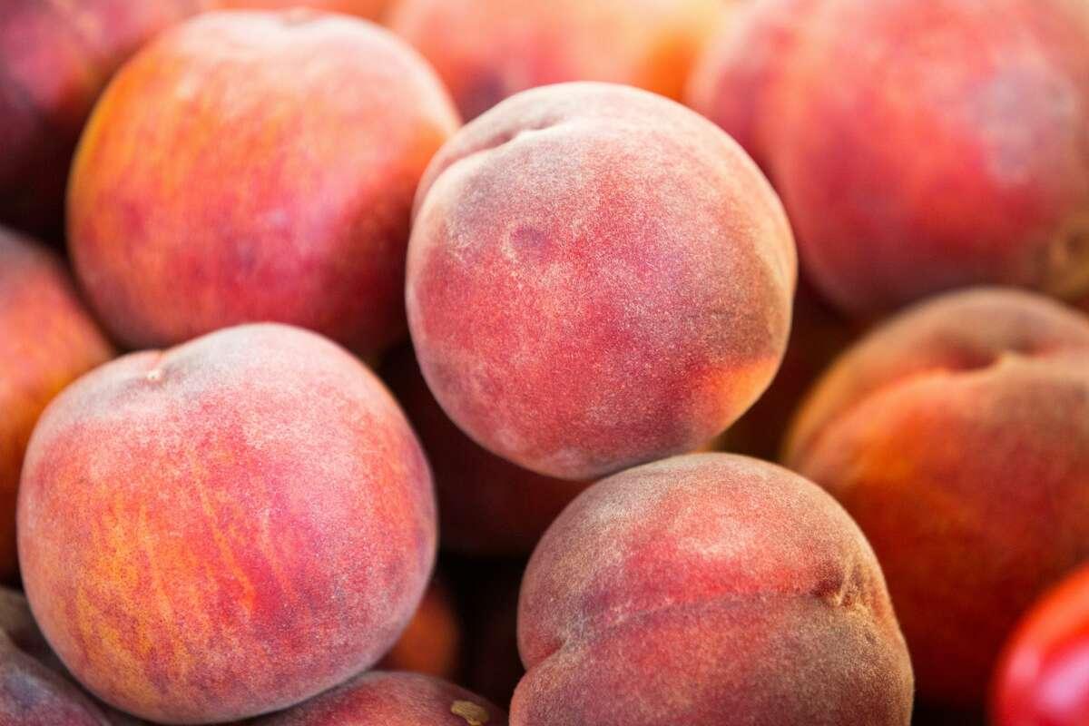 It's peach season, y'all!