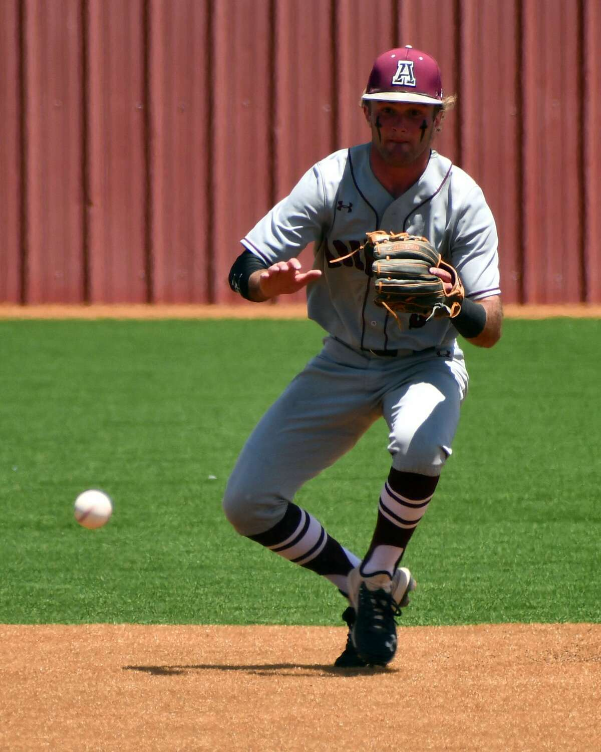 Abernathy shortstop Jess Hoel earned first team All-State honors in Class 3A from the Texas High School Baseball Coaches Association.