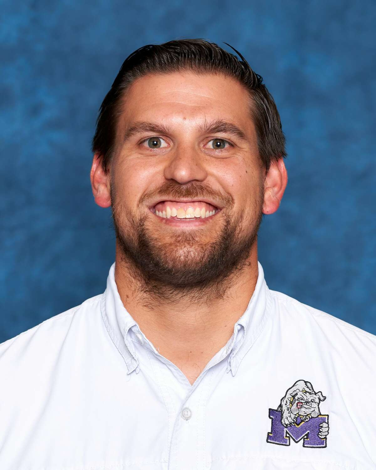Jared Andrews of Midland High was selected as the region's High School Assistant Principal of the year.