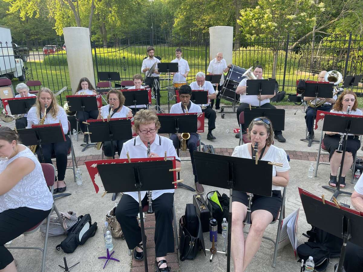 Following the opening of its concert season at the Canadian Lakes Castle, the Ferris Community Summer Band will be making its first return in two years with the Big Rapids Bandshell.