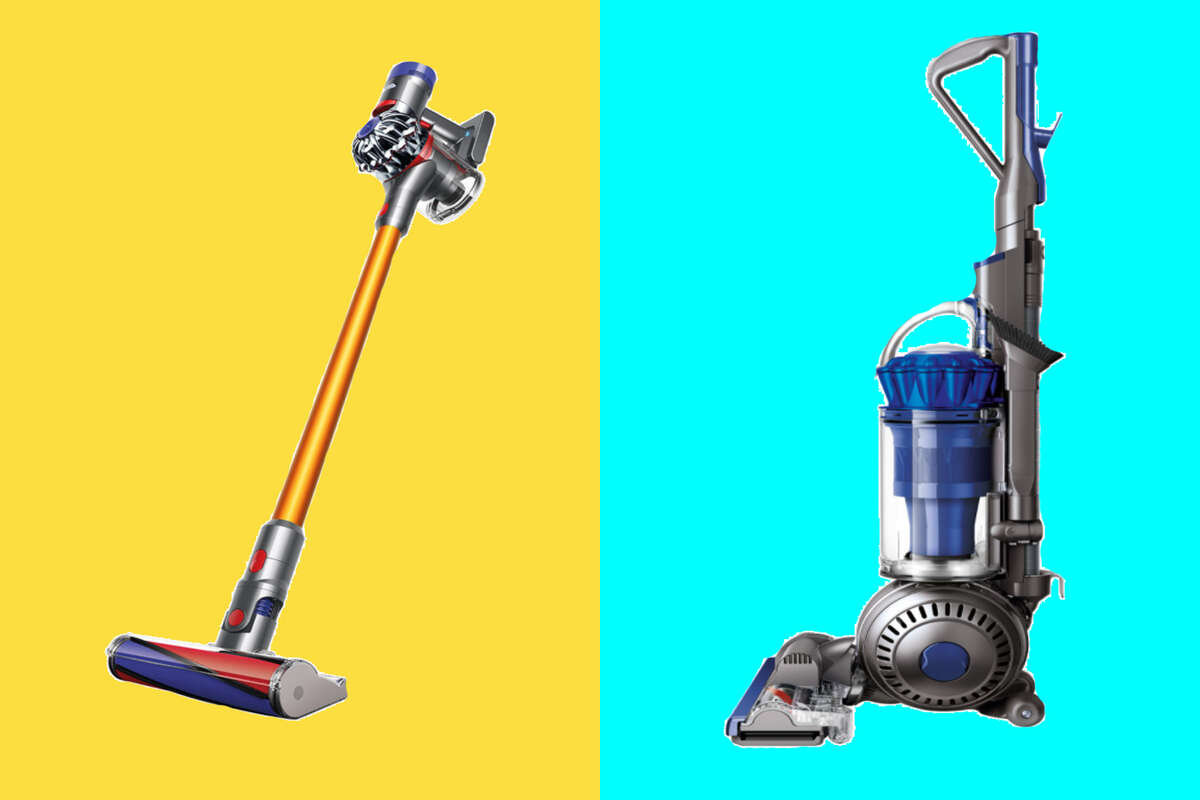 Save $100 on aDyson V8 Absolute or a Dyson Ball Animal 2 for Prime Day