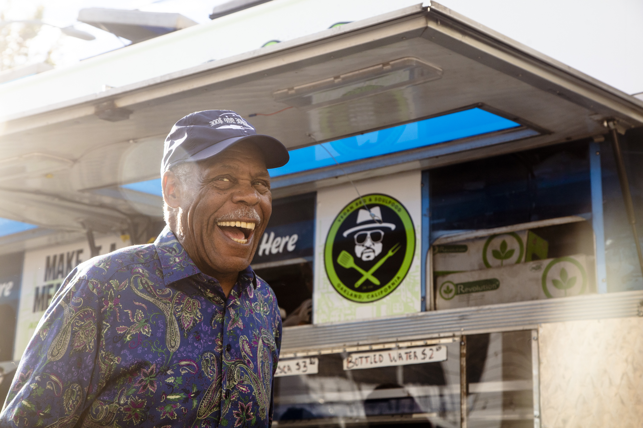 Why Danny Glover is fighting for San Francisco