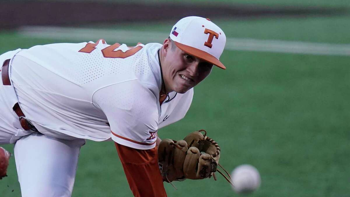 Ty Madden delivered on his promise to help Texas meet its annual expectations of reaching College World Series.