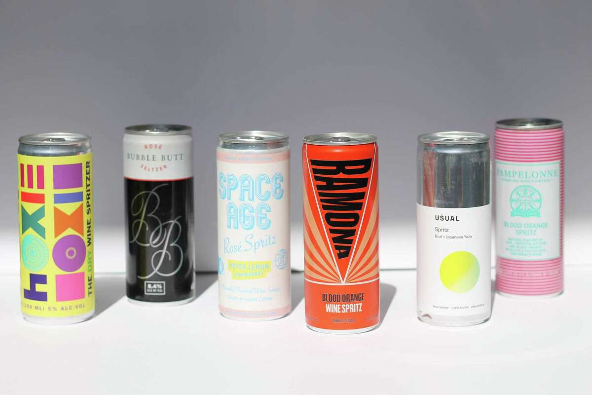 Canned wine spritzers have benefited from the success of hard seltzer, canned wine and flavored sparkling waters like La Croix and Spindrift.