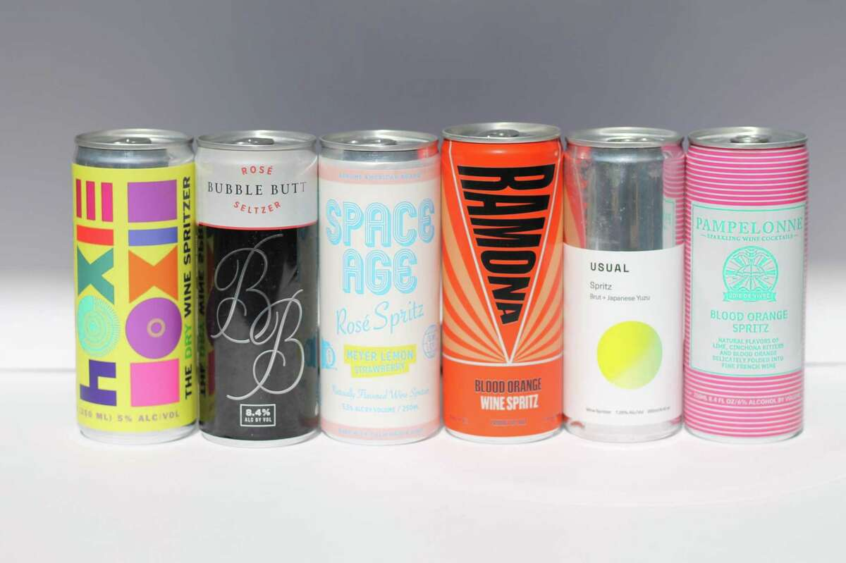 These new products are essentially the same as wine coolers, which were popular in the 1980s, but they've been updated for a modern audience.
