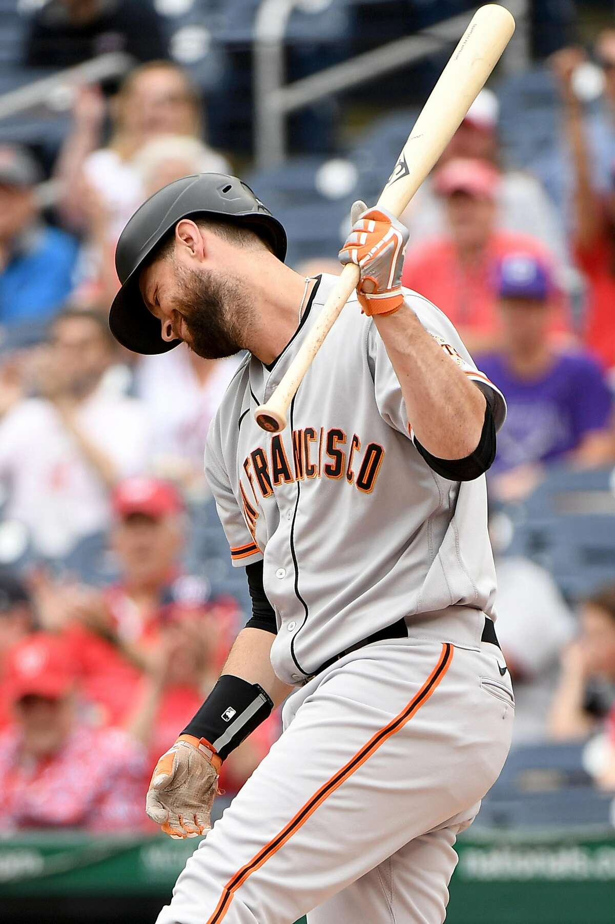 Brandon Belt came off the 10-day injured list last week in Texas. He went 3-for-4 in that game, but then went hitless in 16 at-bats with seven strikeouts in the final five games of the road trip.
