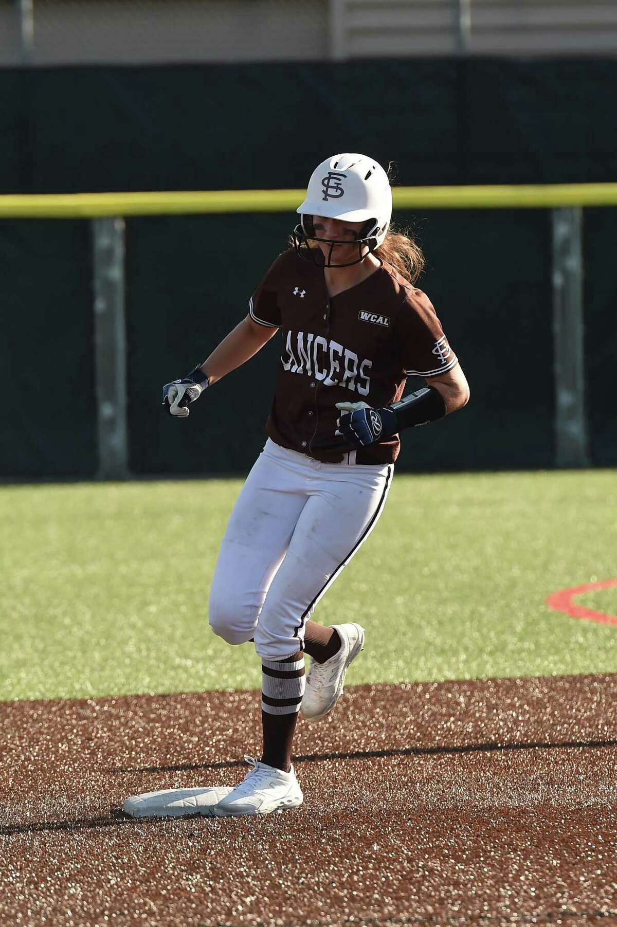 St. Francis shortstop Jessica Oakland played a big part in the Lancers' CCS championship run.
