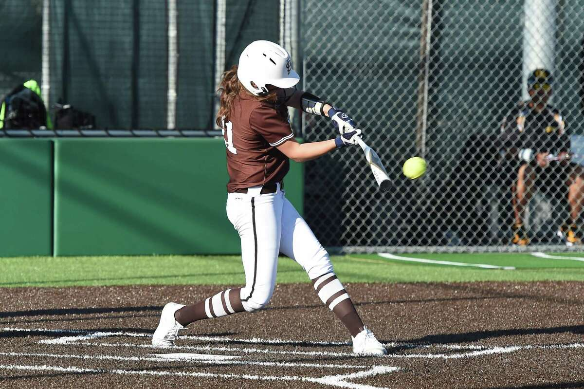 St. Francis shortstop Jessica Oakland hit seven home runs in her final six games, giving her 19 for the season.