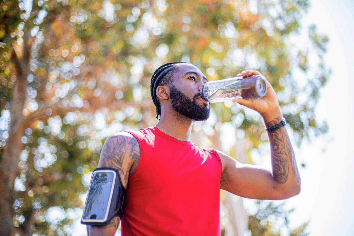 If we're not careful, a Houston summer's heat combined with humidity has the potential to set us up for dehydration quite quickly.