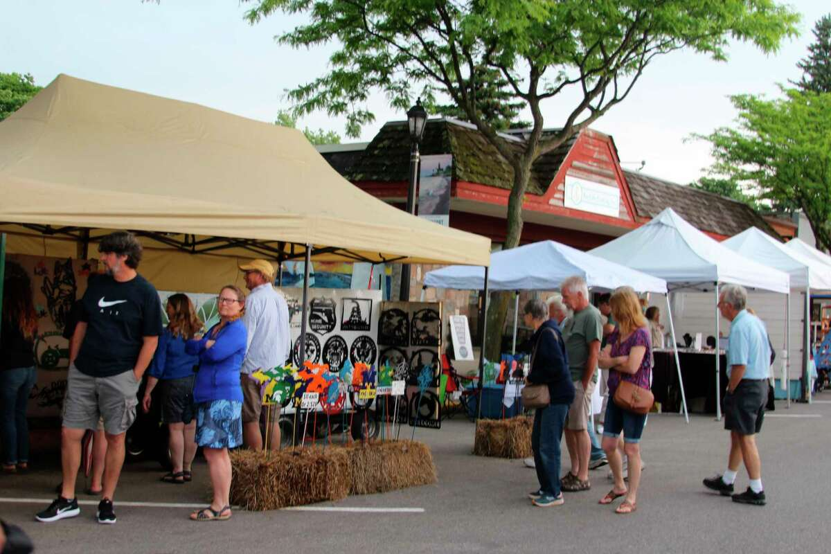 The Frankfort Craft Fair is returning in 2021, and visitors will find 60 vendors selling all varieties of arts, crafts and homemade goodies. (File photo)
