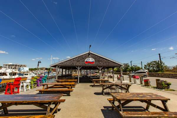 Captain's Scott's Lobster Dock in New London, Conn., on May 27, 2021.
