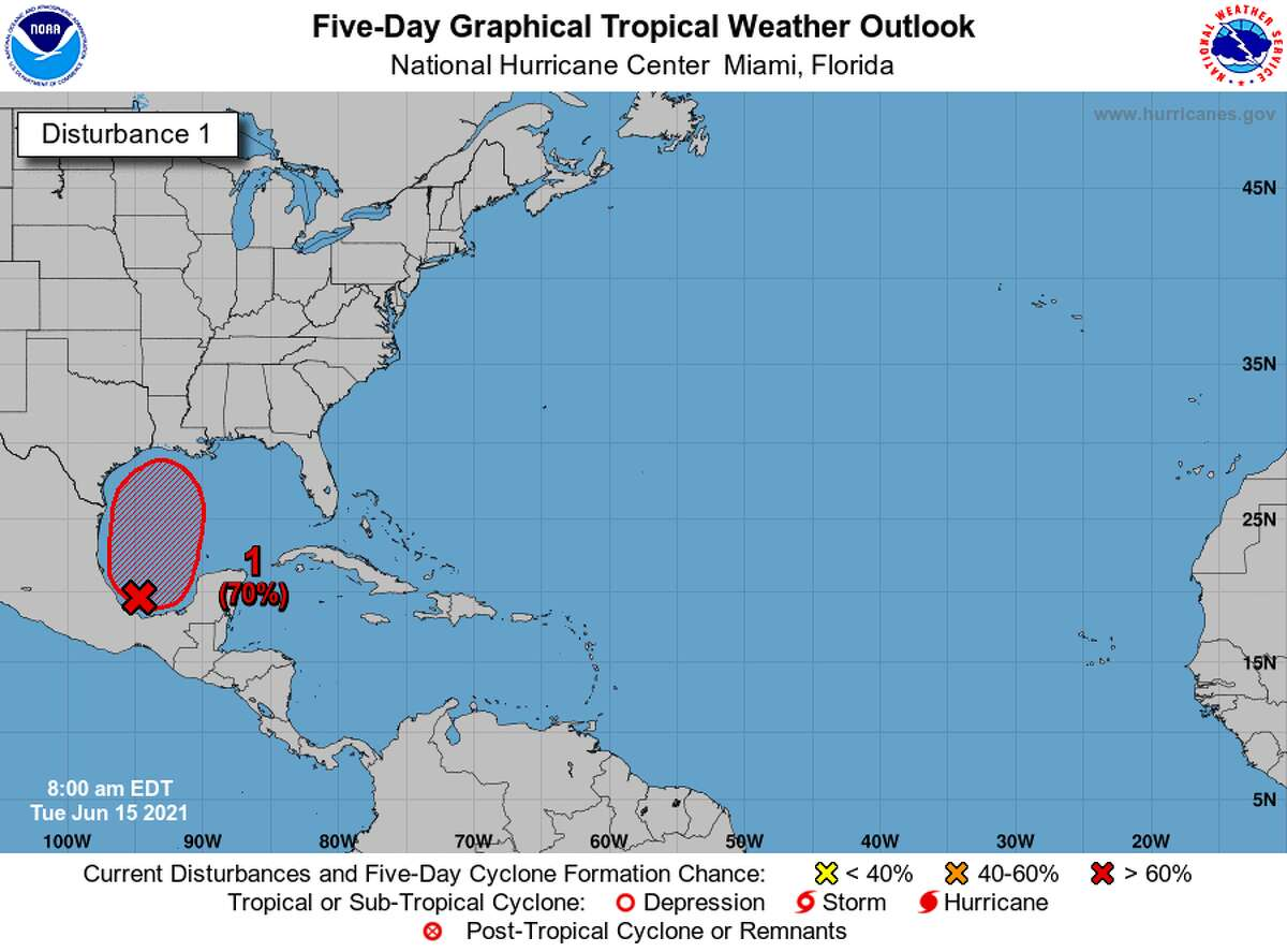 Here's what you need to know about the disturbance brewing in the Gulf of Mexico.