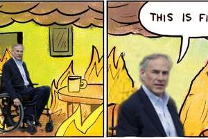 ERCOT and Greg Abbott have, once again, found themselves in hot water with Texans. ( Screengrab courtesy of Twitter/@BlueTX2022 )