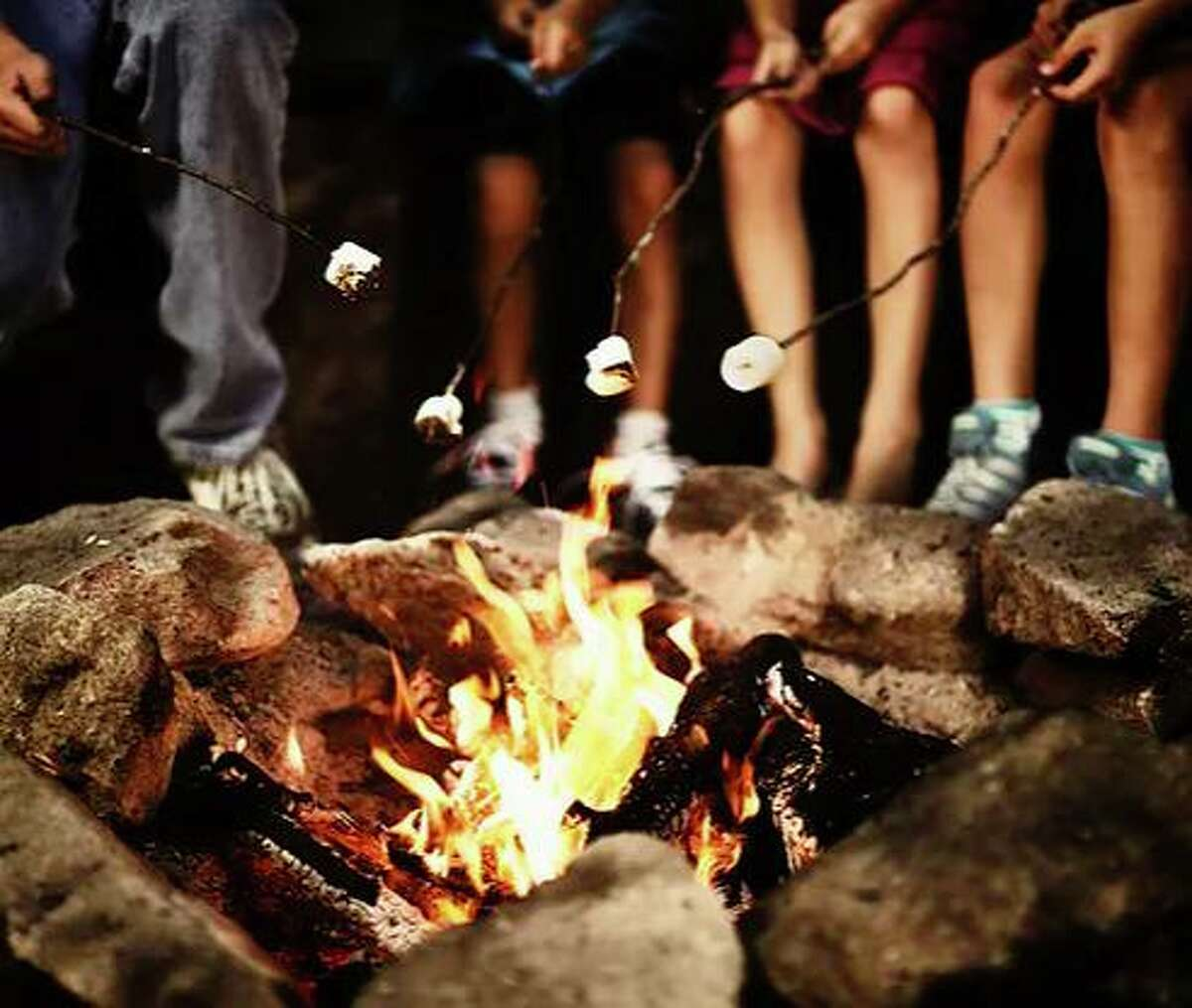 The Woodcock Nature Center in Wilton is having after dinner smores on Sunday, July 25, and more, from 6 to 7:30 p.m.