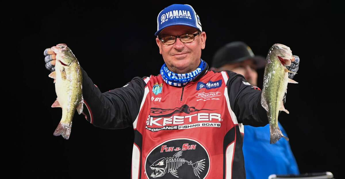 Cody Bird finished 19th at last weekend's Bassmasters Classic.