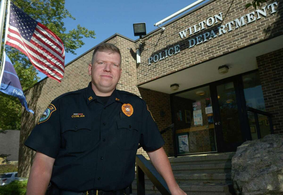 Wilton Police Capt. Thomas Conlan said final decisions are being made on whether the department will join the state system or build its own.