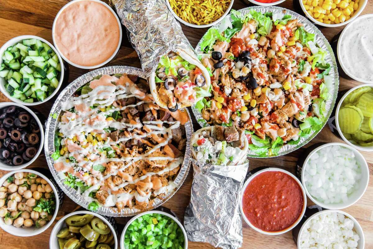 Gyro Republic is expanding from its location in Sugar Land to include one in Richmond and one near Houston Baptist University.