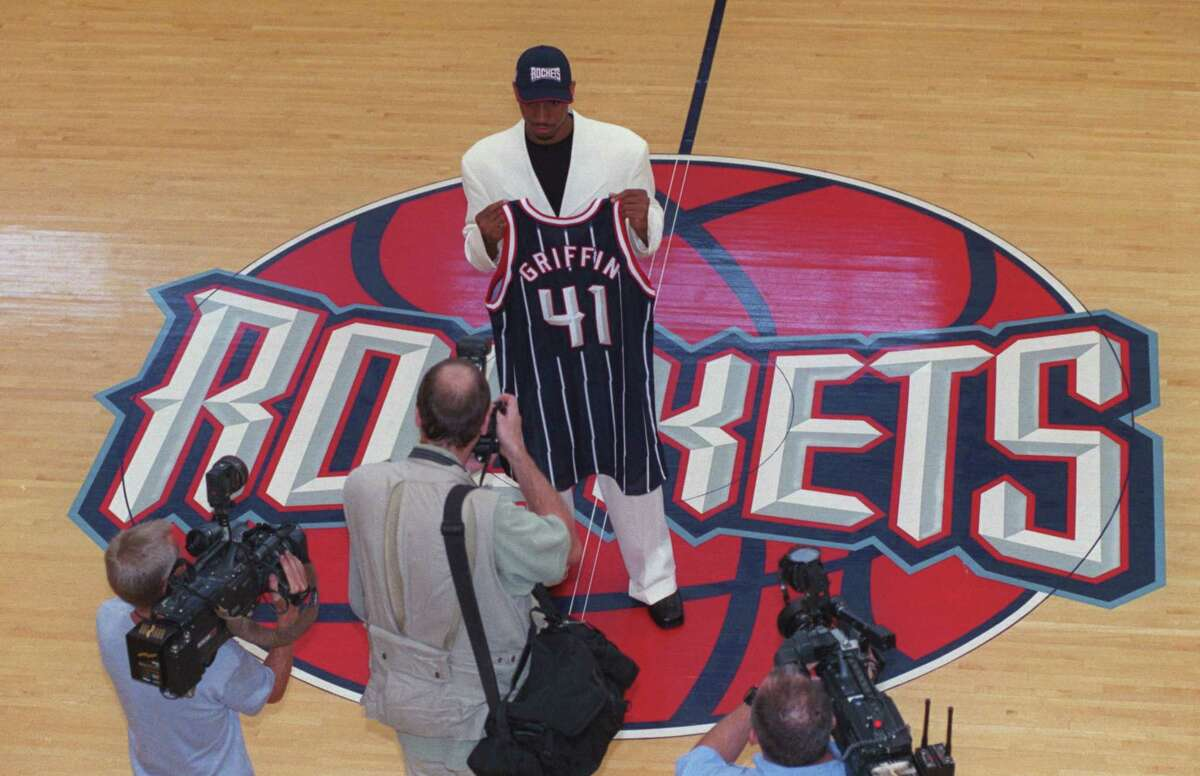 The Rockets traded three first-round picks in 2001, including lottery selection Richard Jefferson, for Eddie Griffin, whose brief tenure in Houston was rocky.