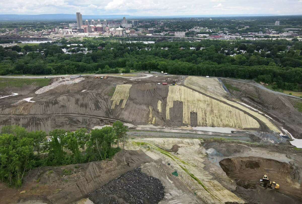 FILE. Letter writer says, 'June 16 was an extremely important day in the efforts of the community to close the Dunn Construction and Demolition Landfill in Rensselaer.' (Will Waldron/Times Union)