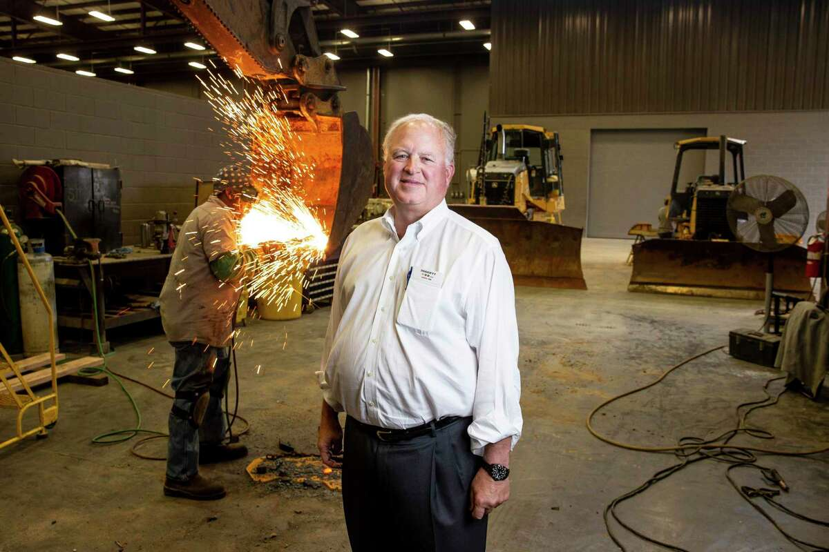 Doggett Industries CEO Leslie Doggett.