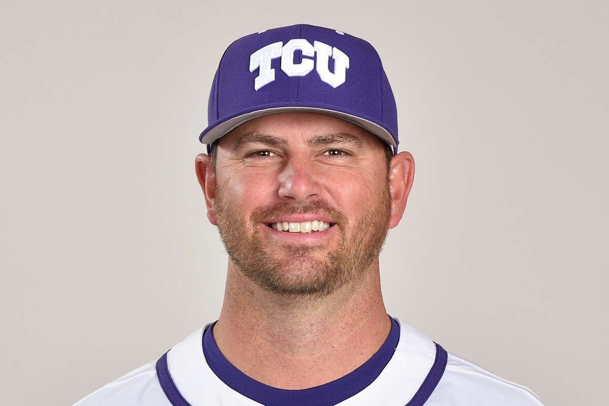 Kirk Saarloos, named TCU's new head baseball coach Tuesday, pitched parts of two seasons for the Astros to start his major league career.