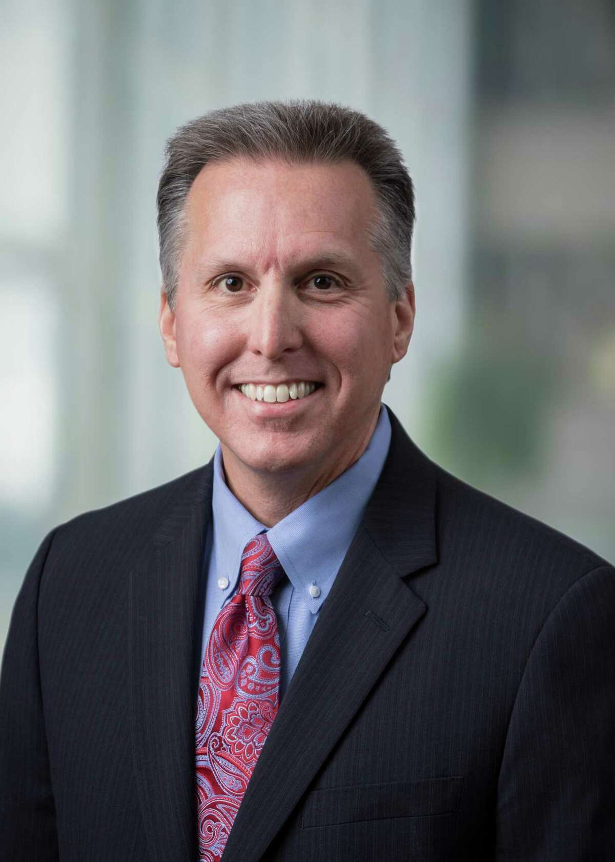 Mark Stauffer is the CEO and president of Orion Group Holdings, which moved up to No. 7.