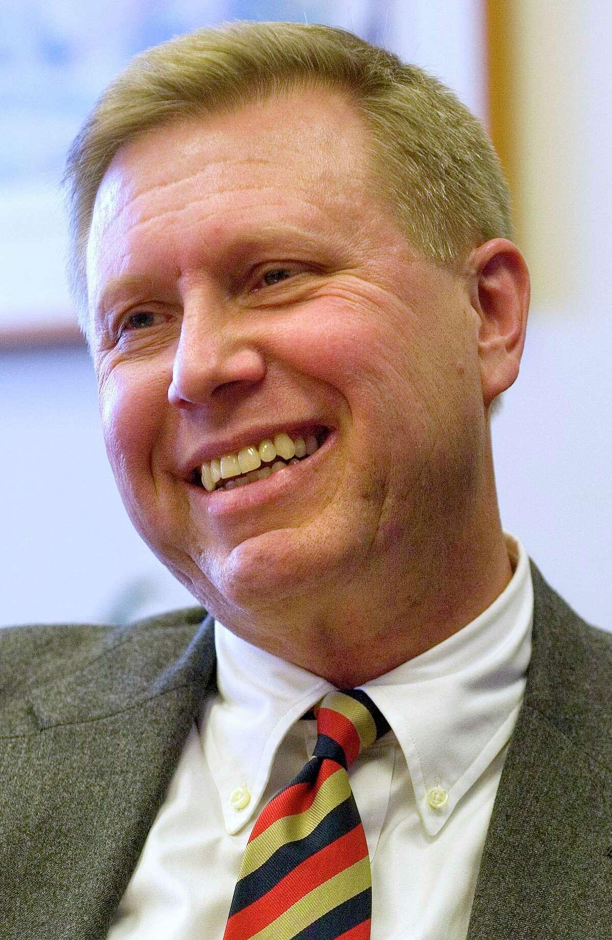 Bruce Tuomala is Danbury's economic development director.