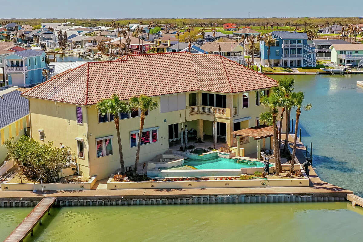 Demand for homes in Rockport is high. It's also apopular vacation destination.