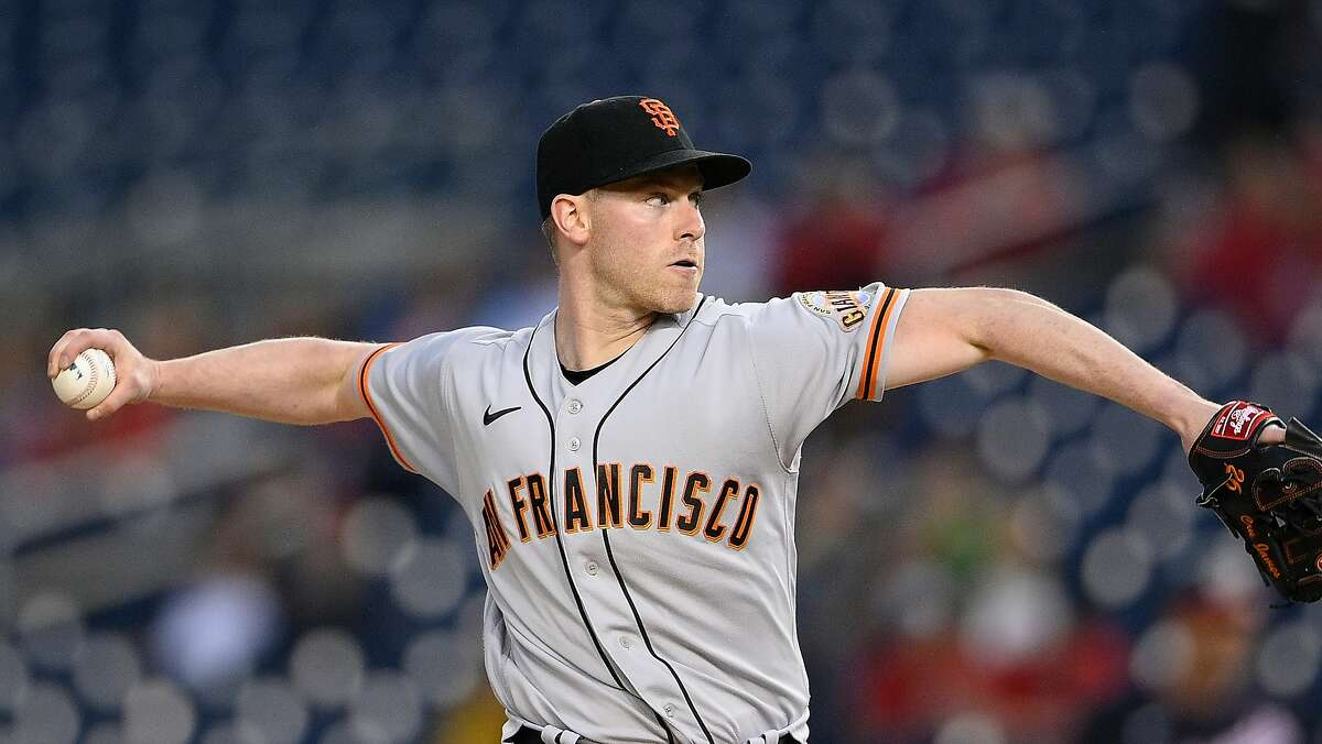 Coming off a two-hit shutout at Washington on Friday, the Giants' Anthony DeSclafani is scheduled to start against Arizona at Oracle Park at 6:45 p.m. Wednesday (NBCSBA/104.5, 680).