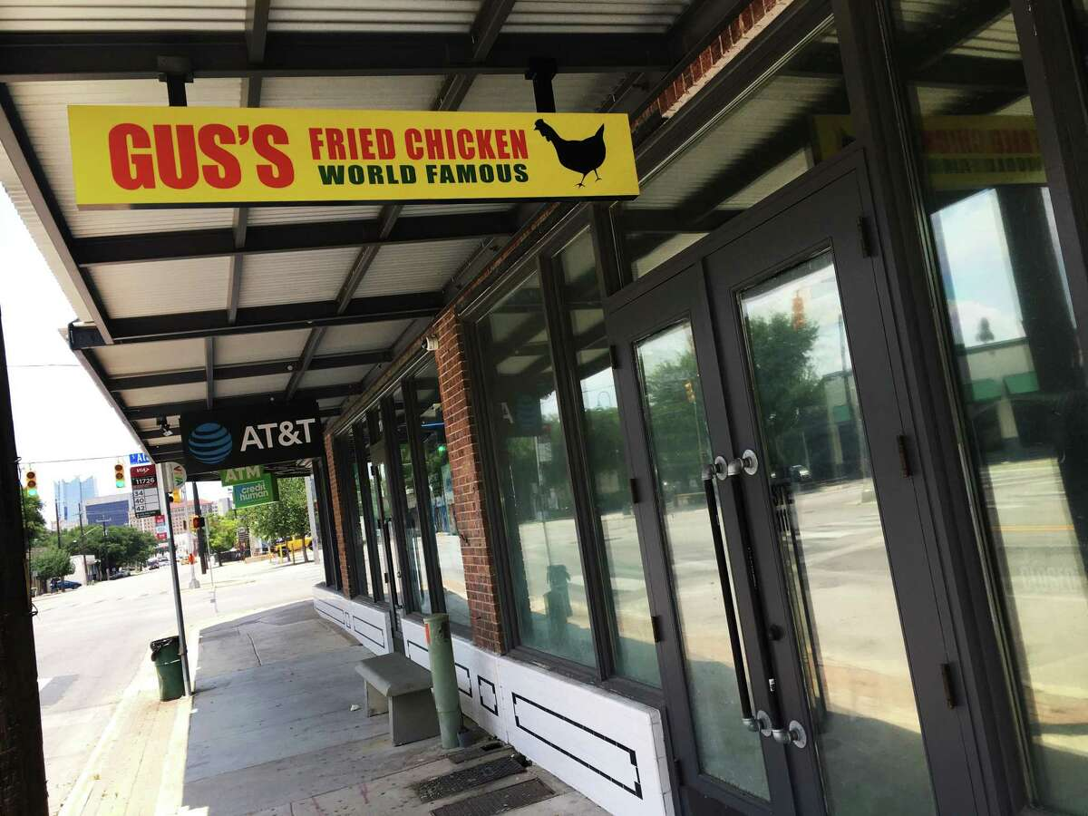 Gus's World Famous Fried Chicken is located in Southtown at 812 S. Alamo. It will open on Monday.
