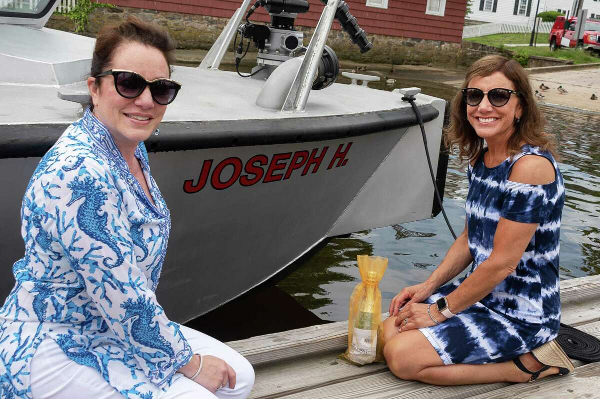 The Essex Fire Engine Co 1 recently dedicated its new fire boat in honor of a longtime member of the fire department who passed away in 2019. It is designed and equipped as a regional resource to handle personnel and vessel emergencies on both the Connecticut River and Long Island Sound, officials said.