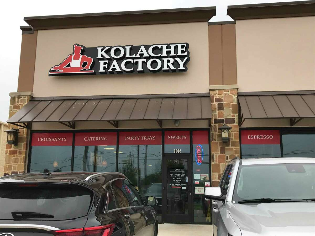 Kolache Factory, headquartered in Katy, is looking to hire new employees and is giving out bonuses to make it happen.