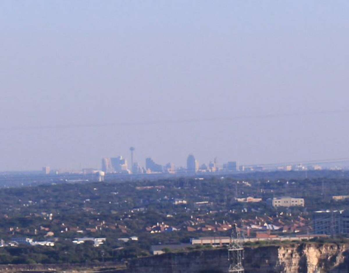 Thursday will be San Antonio's seventh ozone action day this year.
