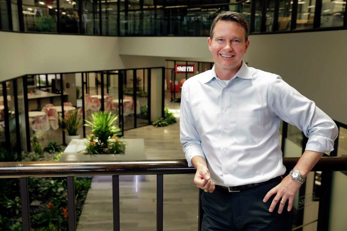 Todd Burke, president, Americas of Smith & Associates, says the firm has never been busier.