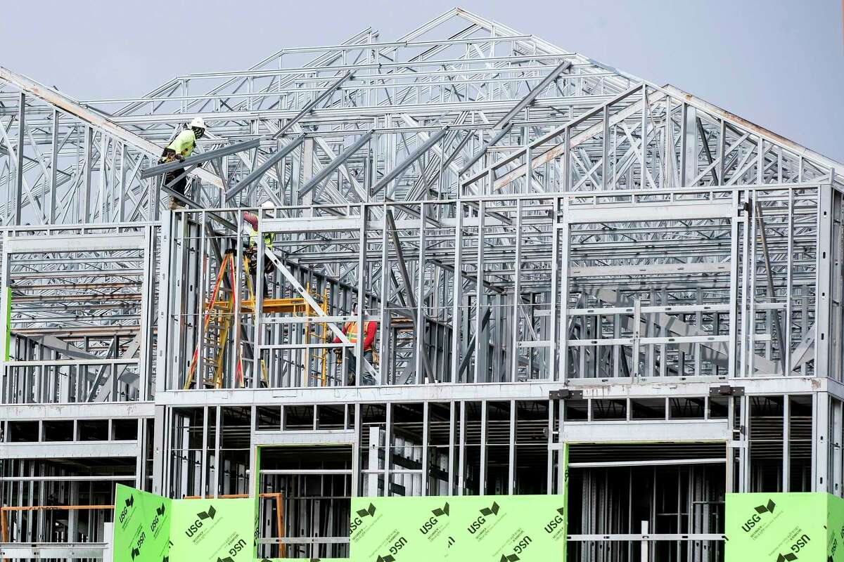 Construction and related companies dominated the Chronicle 100's list of top private companies.