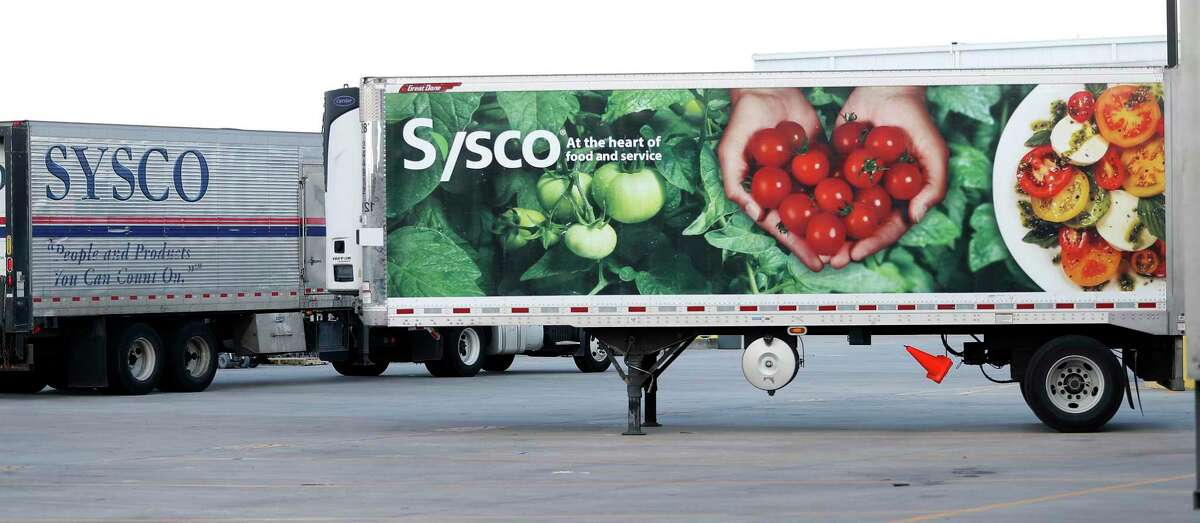 Sysco was the second largest public company headquartered in Houston last year. Like most companies, its revenues fell in 2020.