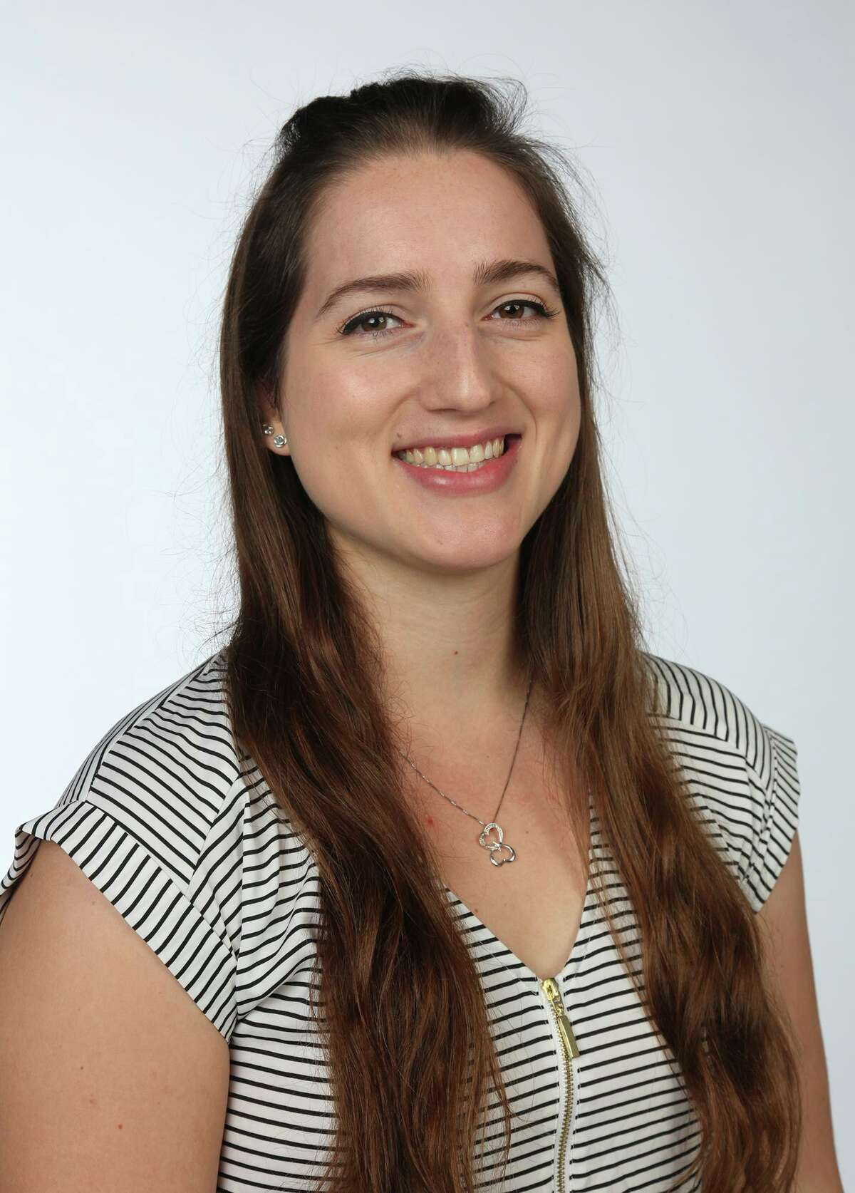 Lauren Caruba, the paper's lead medical reporter during the pandemic, won first prize in specialty reporting in the annual Texas Associated Press Managing Editors contest.