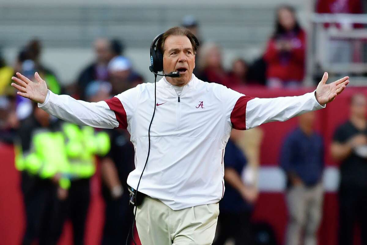 People outside Alabama might wail at the Crimson Tide's perennial participation in the College Football Playoff, but the bona fides of Nick Saban's teams have been unquestionable.